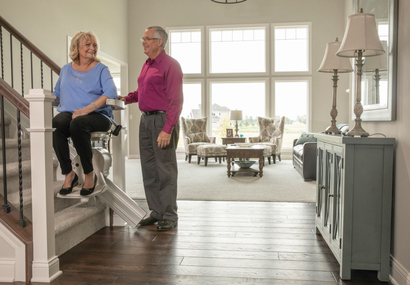 Lifeway Straight Stair Lift