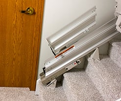 Bruno-folding-rail-option-for-stairlift