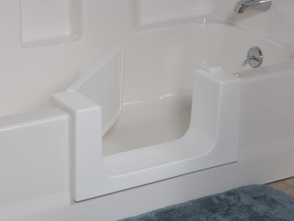 Tub Cut Out with Door
