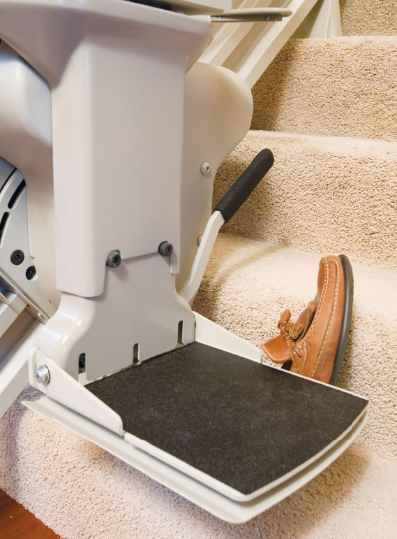 Stair Lift Safety Features