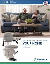 EHLS-Bruno Elite Curved Stairlift Brochure