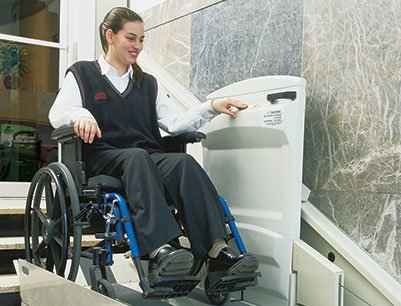 wheelchair lifts for schools