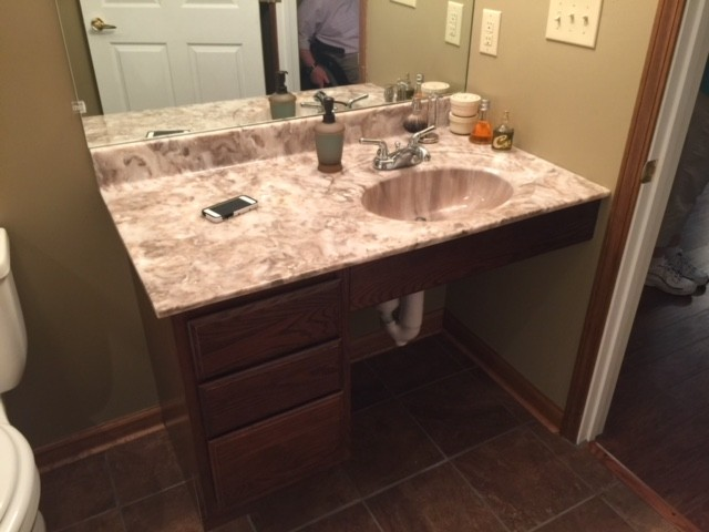 Accessible Sink