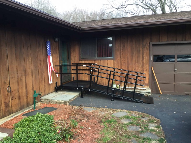 black-powder-coated-modular-wheelchair-ramp-to-driveway.jpg