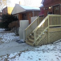 Wheelchair Porch Lift in Chicago