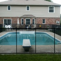 Family Home Pool Fence