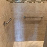two-horizontal-grab-bars-installed-in-shower-in-Indianapolis-home.JPG
