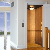 >Custom Elevator Inc. Home Elevators