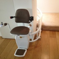 >Hawle HW 10 Curved Stair Lift