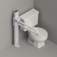 >Toilet Safety Rails