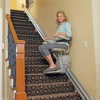 >Bruno Elan Straight Stair Lift