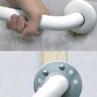 >Easy-To-Mount Grab Bars