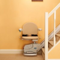 >Handicare 950 Simplicity Straight Stair Lift