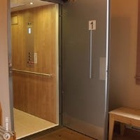 >Savaria Prolift Vertical Platform Lift
