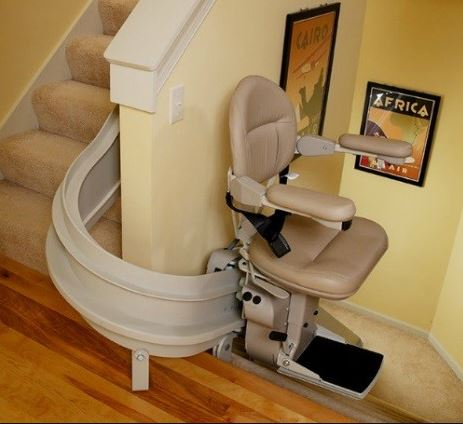 Bruno-Curved-Stairlift