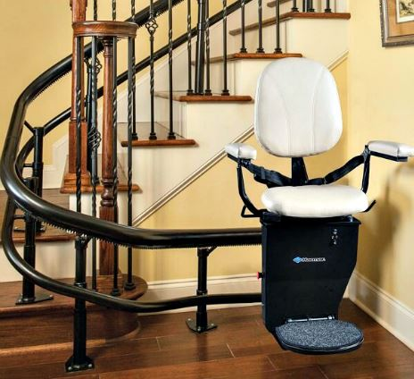 Haramar-Curved-Stairlift