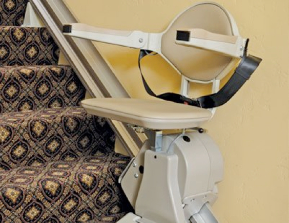 Indoor Straight Stairlifts